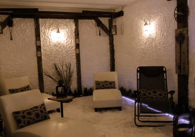 Halotherapy/Salt Room